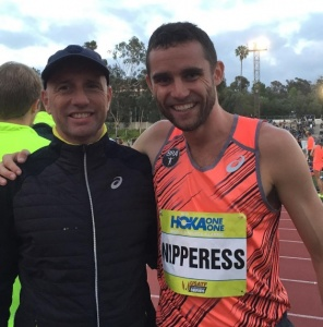 James Nipperess - one last chance at making the Olympic team for Rio.